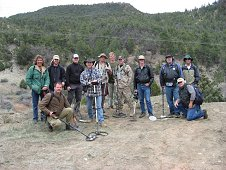 Glorieta Expeditions - Large hunting party, my first time at Glorieta! April 2007