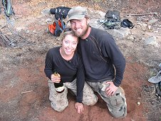 Glorieta Expeditions - Celebration time, break out the champagne!